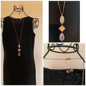 GUC Gold Long Necklace